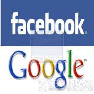 Facebook et Google poursuivis pour violation de brevet
