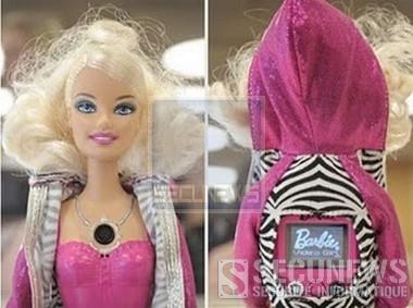 Barbie webcam, un danger pour vos enfants ?