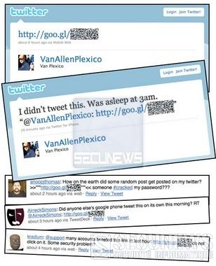 Une fausse attaque antivirus circule sur Twitter