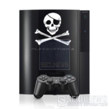Sony coupe l'accés au PSN pour les PS3 pirates