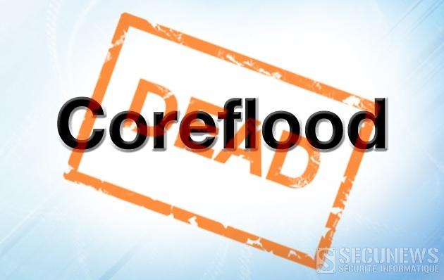 Le botnet Coreflood démentelé