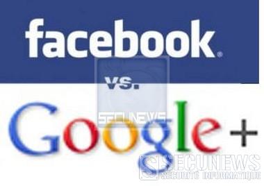 Google +, le concurrent direct de Facebook, débarque