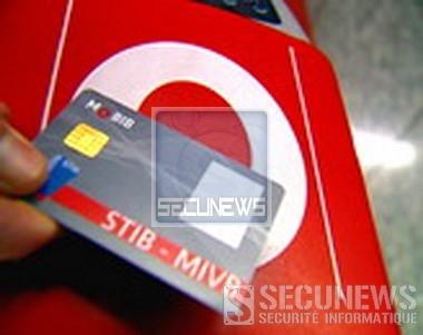 Un pirate affirme avoir piraté le systéme MoBIB de la STIB