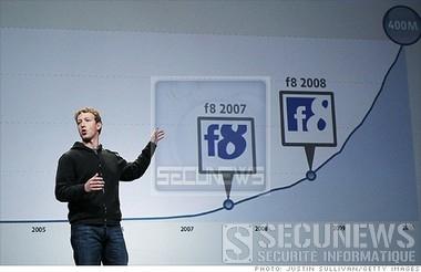 Facebook revoit la façon dêafficher les actualités