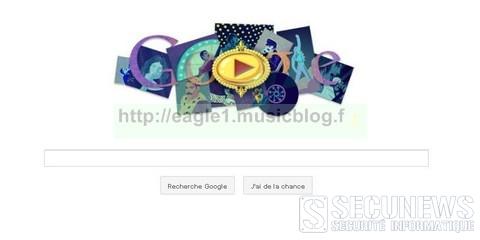 Google rend hommage a Freddie Mercury (Queen)