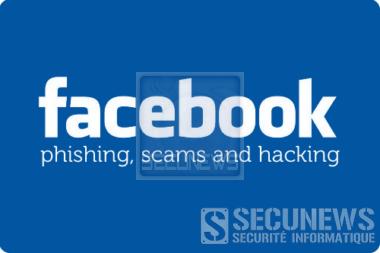 Plus de 600.000 tentatives de piratage de comptes Facebook par jour