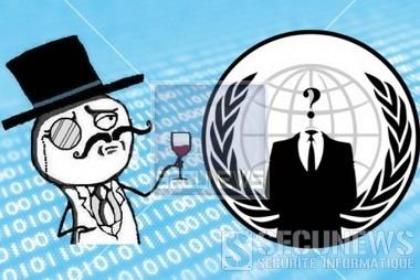 Anonymous trahi par un de ses membres