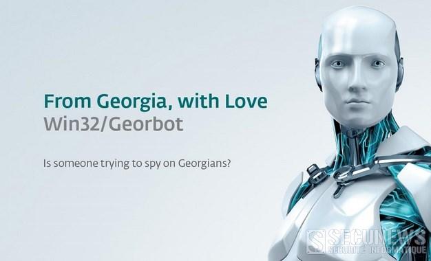 W32/Georbot un botnet trés élaboré venu de Géorgie