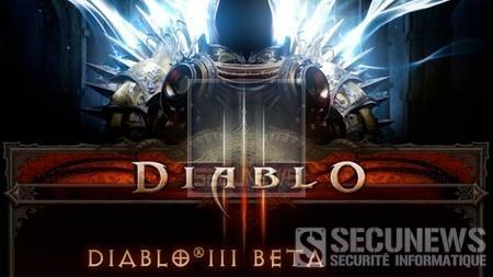 Diablo 3 en bêta ouverte tout le week-end