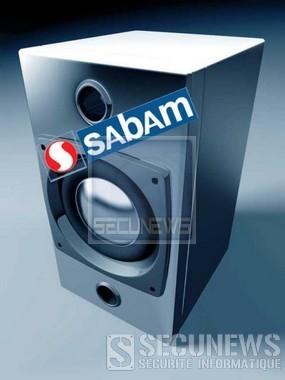 Des pirates usurpent le nom de la SABAM