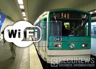 Le Wifi gratuit dans le métro parisien c'est pas pour demain