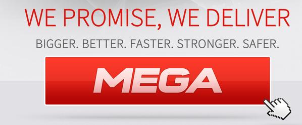 Mega, remplaçant de Megaupload pour janvier!