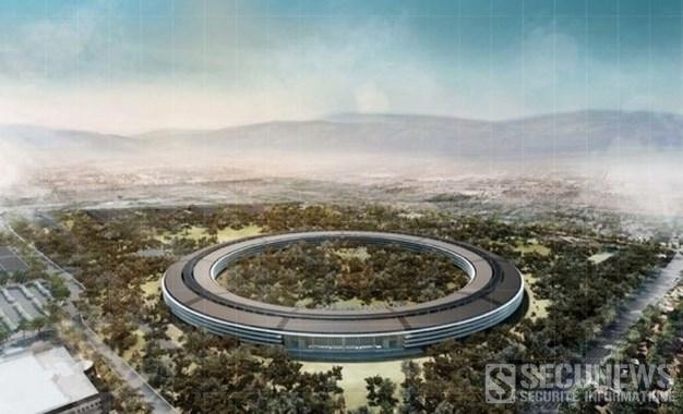 Le nouveau campus d'Apple coûtera 5 milliards de dollars