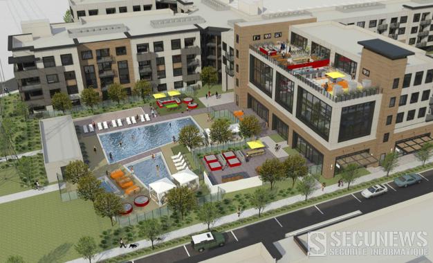 Facebook construit un complexe immobilier pour héberger ses salariés