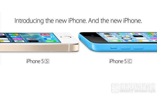 Combien coûte un iphone 5s et 5c a fabriquer ?