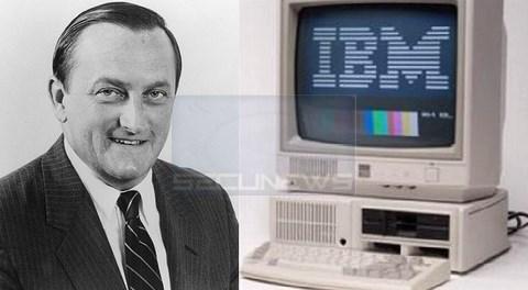 William Lowe, inventeur du PC d'IBM est décédé