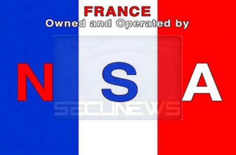Les français espionnés par la NSA
