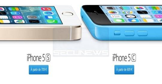 Apple : Version 6.1.2 d'iOS disponible