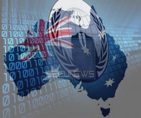 Les sites internet de la police et de la banque centrale d'Australie piratés