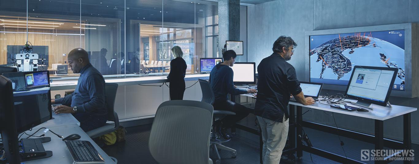 Microsoft inaugure un nouveau centre de lutte contre le cybercrime