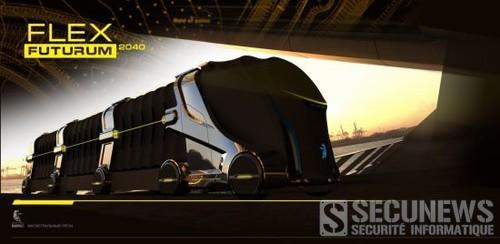 Flex Futurum 2040 le camion modulable