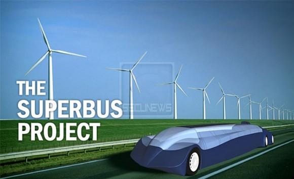 Le projet Superbus le bus du futur