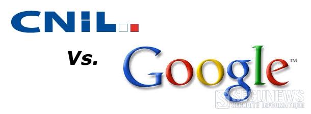 La Cnil inflige une amende de 150.000 euros à Google