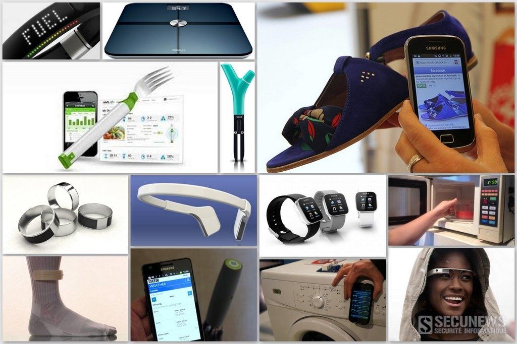 Le nombre croissant d'objets connectés pose des problèmes de sécurité