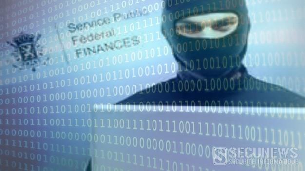 De faux mails au nom du SPF Finances