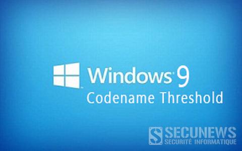 Microsoft pourrait sortir Windows 9 dès le mois d'avril 2015