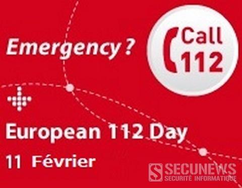11 Février, journée Européen du numéro d'Urgence 112
