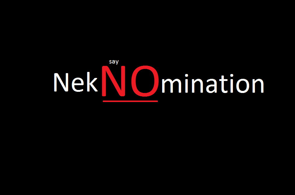 NeknominationNOsecunews
