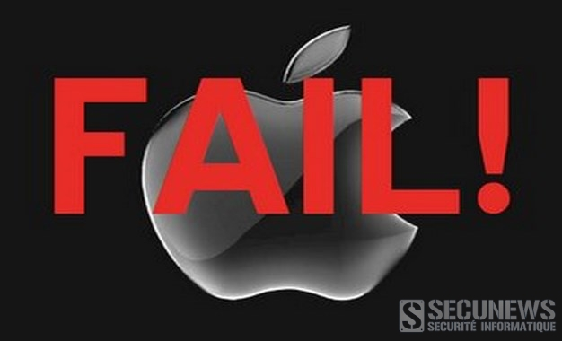 Une faille de sécurité affecte l'iPhone, l'iPad, l'iPod et le Mac