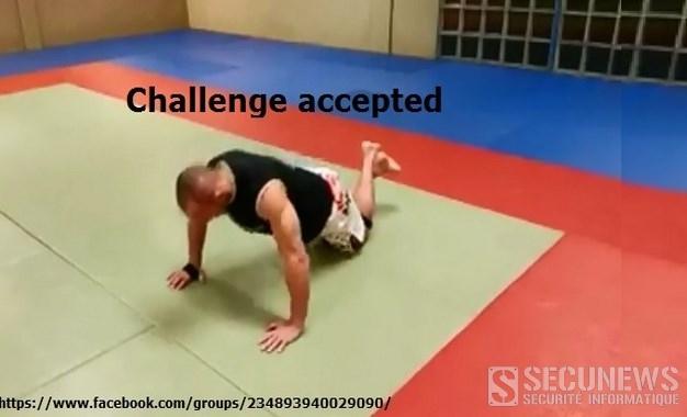 Un judoka belge réinvente la neknomination avec des pompes et des abdos