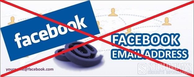 Facebook abandonne les adresses en @facebook.com