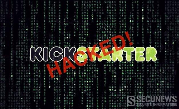 Le site Kickstarter visité par des pirates