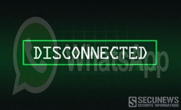 Panne mondiale de WhatsApp, quelques jours après son rachat par Facebook