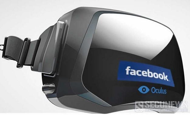 Facebook s'offre Oculus pour 2 milliards de dollars et passe à la réalité virtuelle