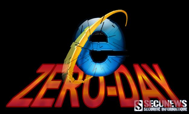 (MAJ) Une faille zero-day dans Internet Explorer 6 et 11