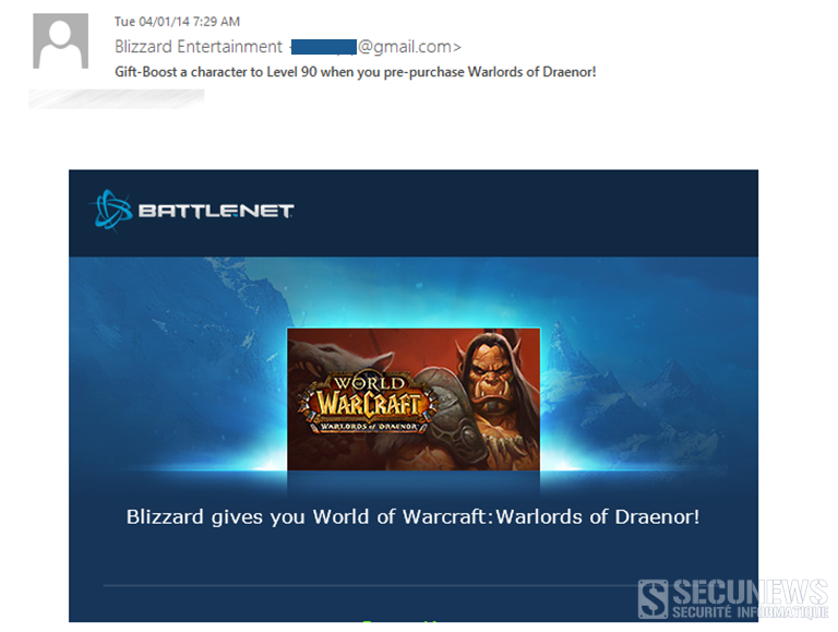 La prochaine extension de WoW – Warlords of Draenor offerte en avant première par les pirates