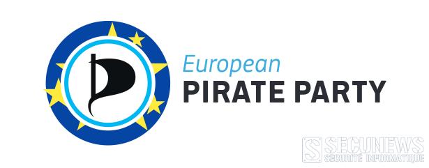 Le Parti Pirate à l'abordage des élections européennes 2014