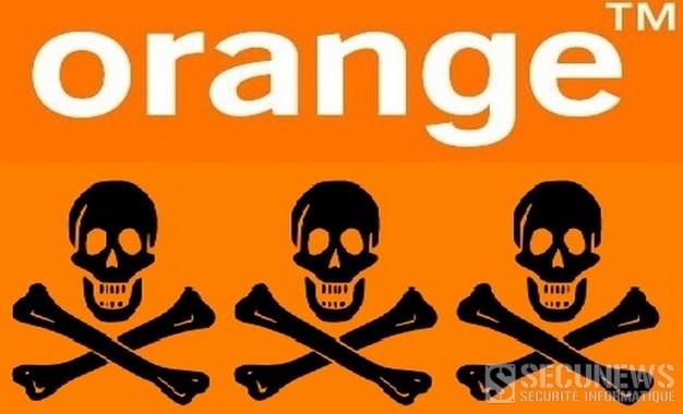 Nouveau vol de données chez Orange, 1,3 million de clients touchées