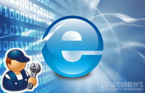 Microsoft corrige la faille d'Internet Explorer en urgence, même sous Windows XP