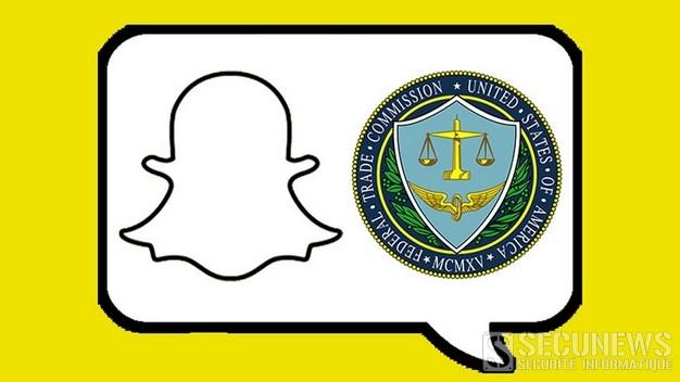 L'application Snapchat accusée d'avoir trompé ses utilisateurs