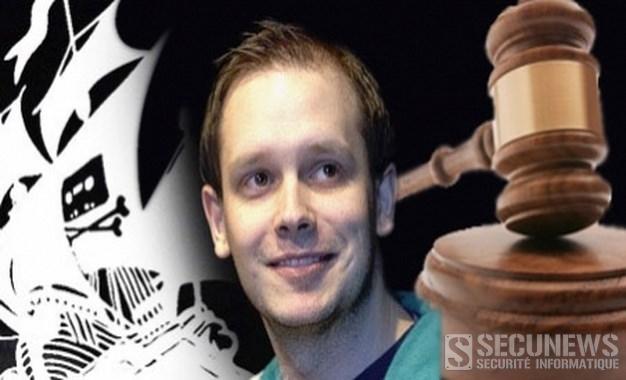 Le cofondateur du site Pirate Bay arrêté en Suède
