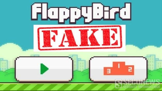 Un faux Flappy Bird pour voler vos photos sur Android