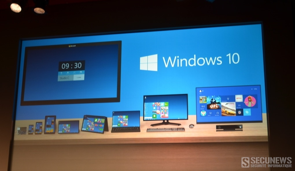 La prochaine version de windows ne sera pas windows 9 mais Windows 10