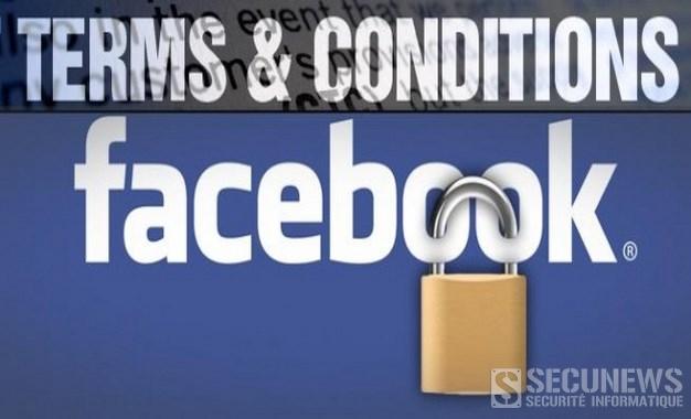 Qu'est ce que Facebook saura désormais sur vous et ce qu'est ce qu'il pourra faire de ces informations