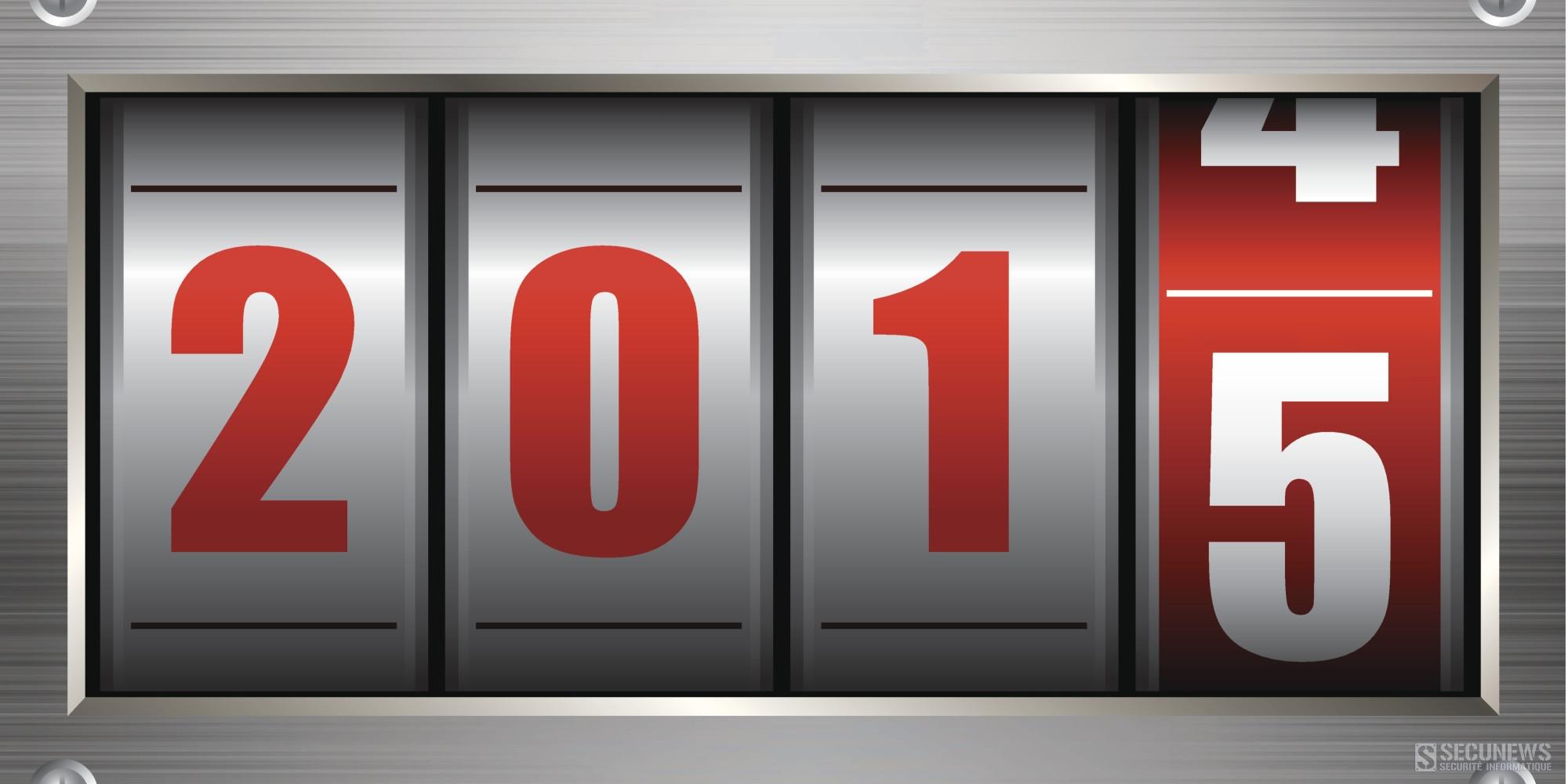 Bon réveillon 2014 – 2015