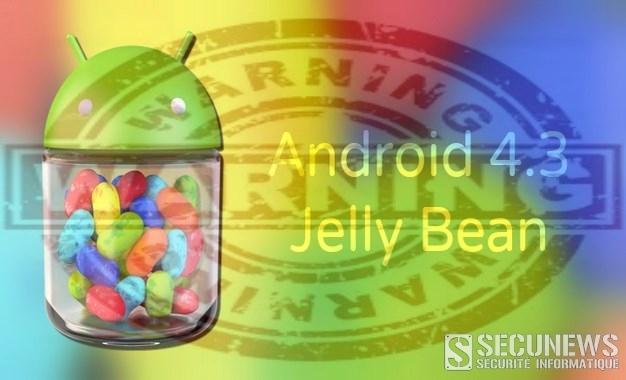 Google abandonne 60% de ses utilisateurs Android à une faille de sécurité